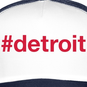 DETROIT Caps & Hats - Trucker Cap