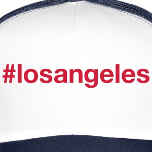 LOS ANGELES Kepsar & mössor - Trucker Cap