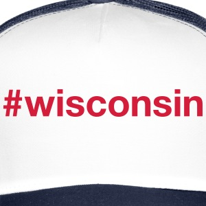 WISCONSIN - Trucker Cap