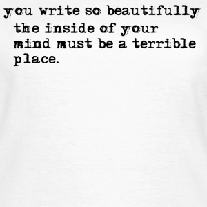 Write Beautifully - Women's T-Shirt