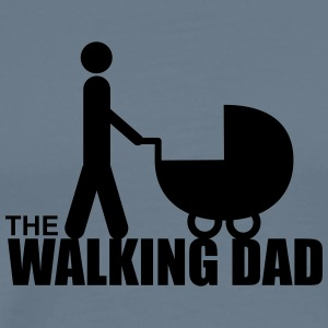 The walking dad - Geek - Männer Premium T-Shirt