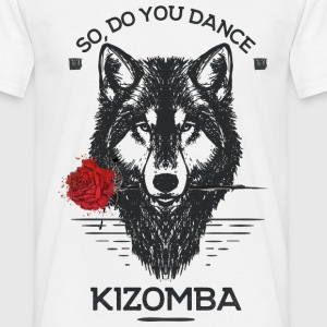 Do you dance kizomba Tee shirts - T-shirt Homme