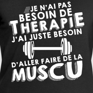 Thérapie - Faire De la muscu Sweat-shirts - Sweat-shirt Homme Stanley & Stella
