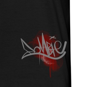 Zombie Side Tag  - Männer T-Shirt