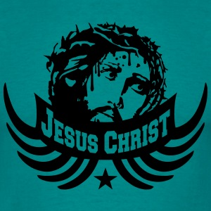 Blood dead thorns crown crown jesus christ team cr T-Shirts - Men's T-Shirt