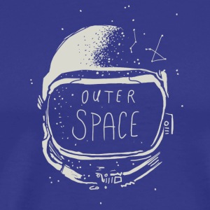Outer Space - Männer Premium T-Shirt