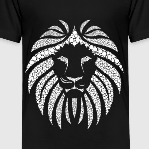Leeuw Afrika teenager t-shirt - Teenager Premium T-shirt