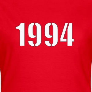 1994 T-Shirts - Frauen T-Shirt