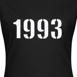 1993 T-Shirts - Frauen T-Shirt