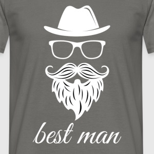 Best Man - Men's T-Shirt