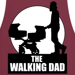 THE WALKING DAD - TWO - TWINNS Schürzen - Kochschürze