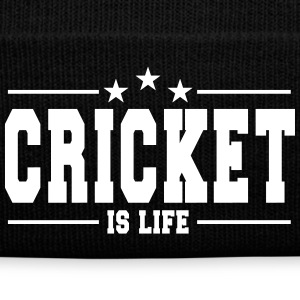 cricket is life 1 Caps & luer - Vinterlue