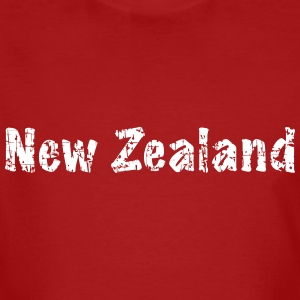 New Zealand - Männer Bio-T-Shirt