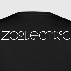Zoolectric Band Indie Pop - Männer T-Shirt