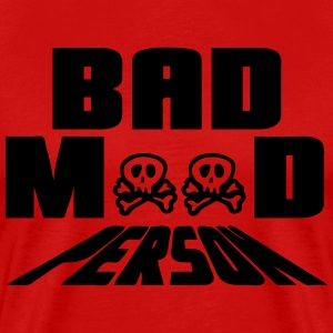 Bad Mood Person  T-Shirts - Männer Premium T-Shirt