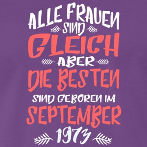 September 1973 - Männer Premium T-Shirt