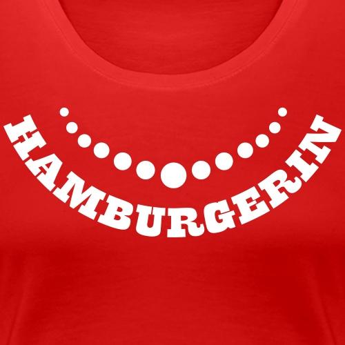 37 Hamburgerin Perlenkette