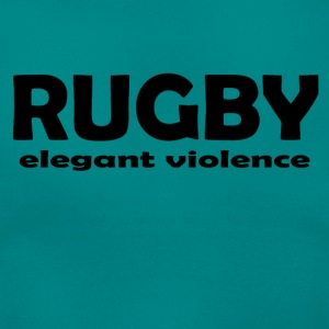 Rugby Violence - Women's T-Shirt