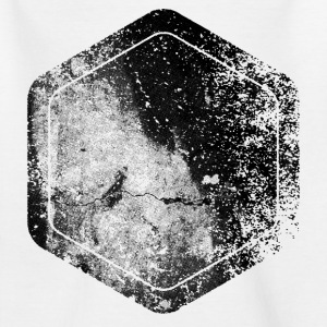 HEXAGON #2S T-Shirts - Teenager T-Shirt