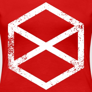 HEXAGON #5W T-Shirts - Frauen Premium T-Shirt