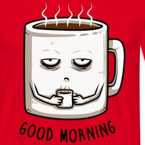 Good morning - T-shirt Homme