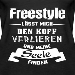 Freestyle - Seele Tops - Frauen Premium Tank Top