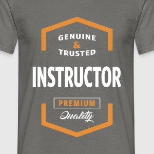 Instructor Logo Tees - Men's T-Shirt