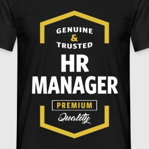 HR Manager Logo Tees - Men's T-Shirt