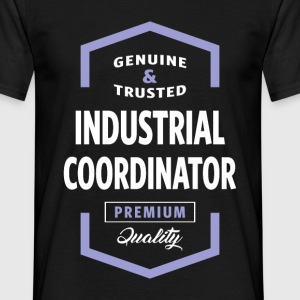 Industrial Coordinator Logo Tees - Men's T-Shirt