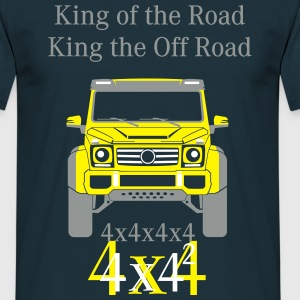 King of the Road - King the Off Road T-Shirts - Männer T-Shirt
