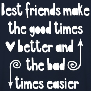 Best Friends Pullover & Hoodies - Unisex Hoodie