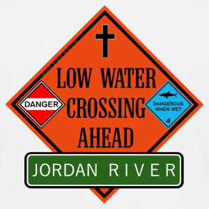 crossing jordan ahead en T-Shirts - Men's T-Shirt