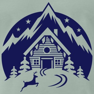 Ski Hut T-Shirts - Men's Premium T-Shirt