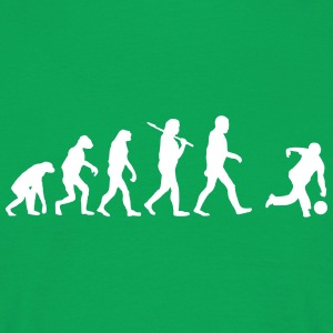 Evolution of kegeln6 T-Shirts - Männer T-Shirt