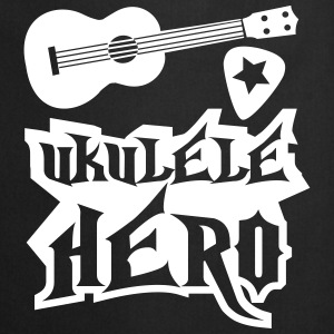 Ukulele Hero Apron - Cooking Apron