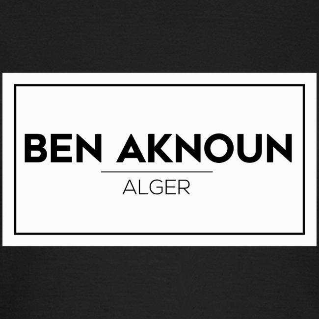 BEN AKNOUN - ALGER