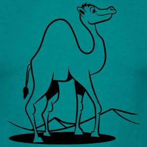Camel funny funny sweet T-Shirts - Men's T-Shirt