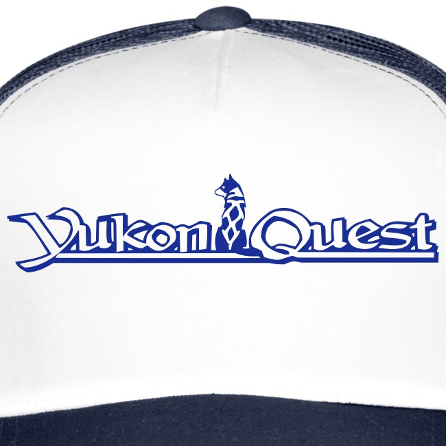 Yukon Quest Trucker Cap