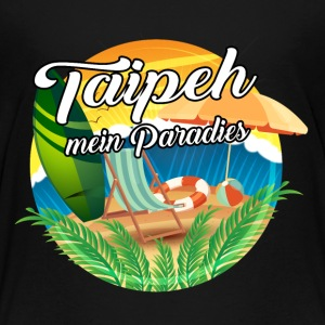 Taipeh - mein Paradies T-Shirts - Teenager Premium T-Shirt