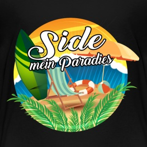 Side - mein Paradies T-Shirts - Kinder Premium T-Shirt