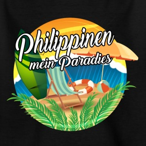 Philippinen - mein Paradies T-Shirts - Kinder T-Shirt