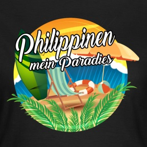 Philippinen - mein Paradies T-Shirts - Frauen T-Shirt