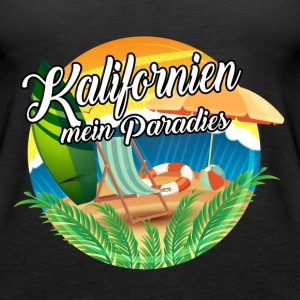 Kalifornien - Mein Paradies Tops - Frauen Premium Tank Top
