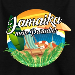 Jamaika - Mein Paradies T-Shirts - Teenager T-Shirt