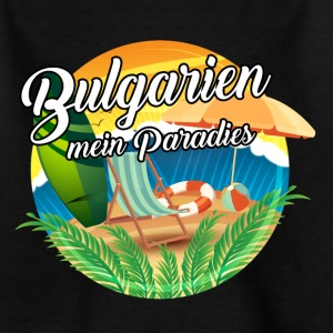 Bulgarien - Mein Paradies T-Shirts - Teenager T-Shirt