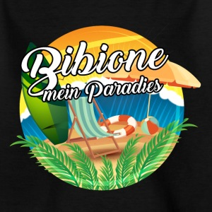 Bibione - Mein Paradies T-Shirts - Teenager T-Shirt