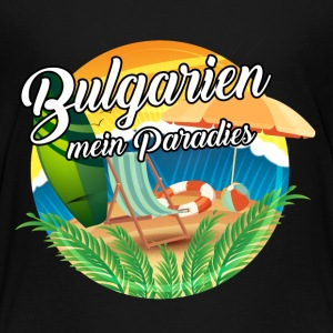 Bulgarien - Mein Paradies T-Shirts - Teenager Premium T-Shirt