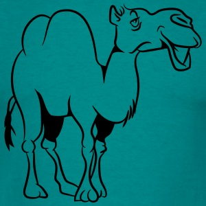 Camel loving T-Shirts - Men's T-Shirt