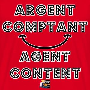 ARGENT COMPTANT, AGENT CONTENT - JEUX DE MOTS