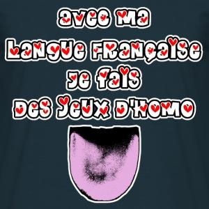 Avec ma Langue Française je fais des Jeux d'Homo